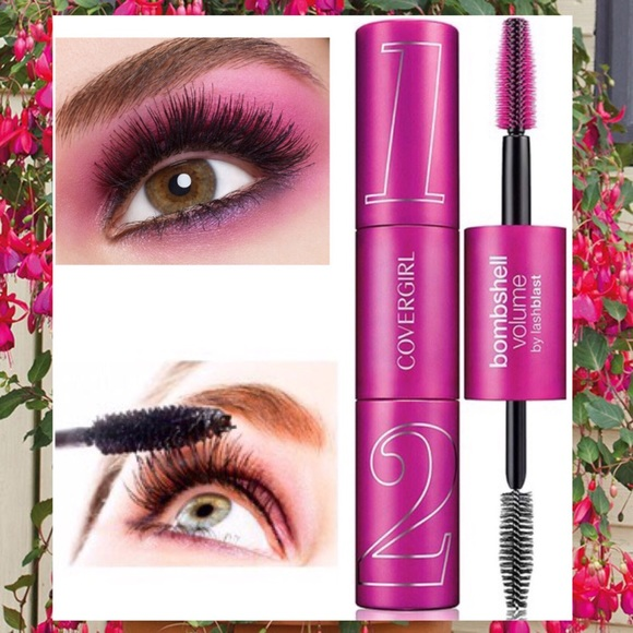 91f958e15fb COVERGIRL Makeup | Bombshell Volume Topbottom Lash Mascara | Poshmark